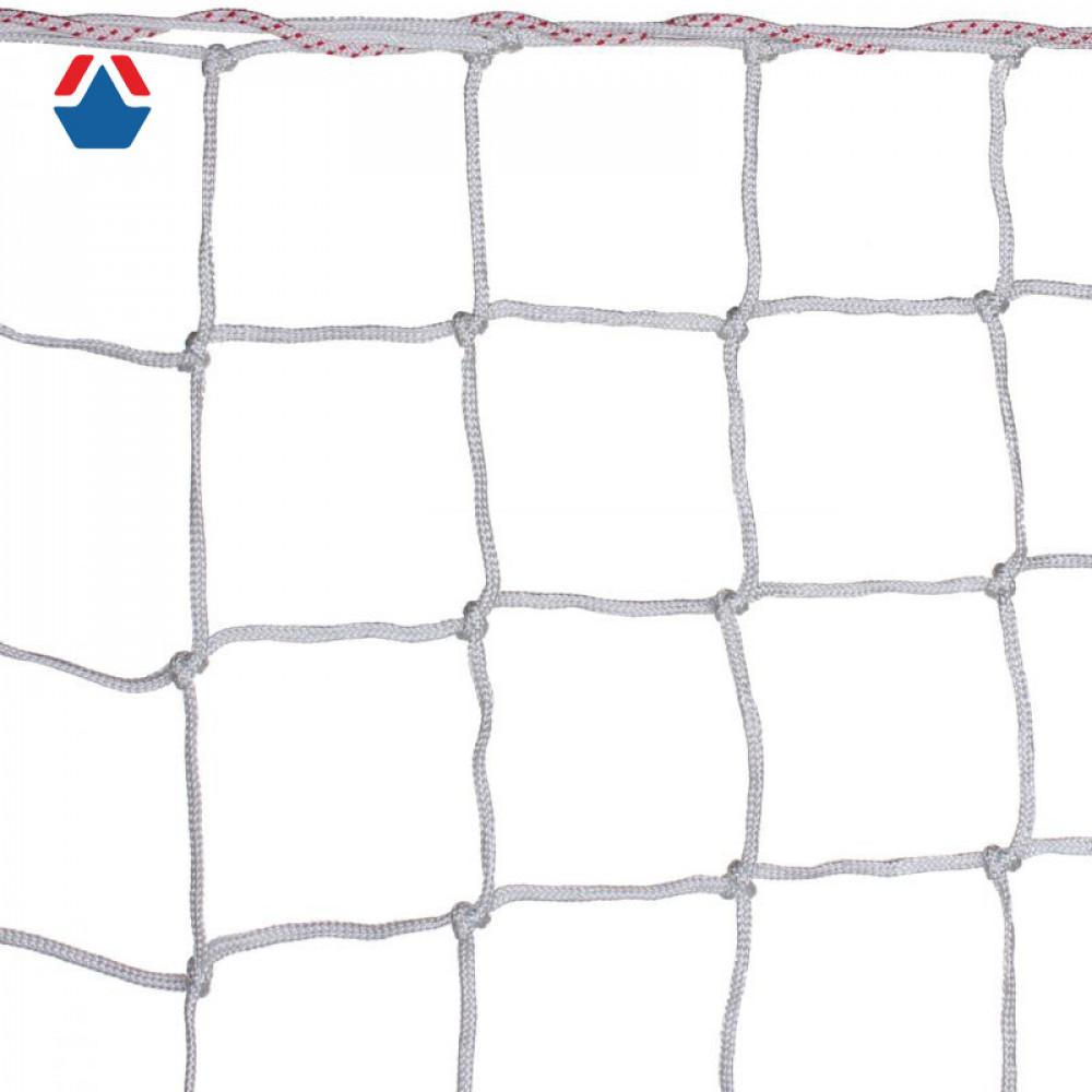 Сетка для хоккейных ворот 1220х1830х1150мм нить толщиной 2,2мм