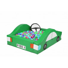 Сухой бассейн Автомобиль 1500х1200х300(550)х150