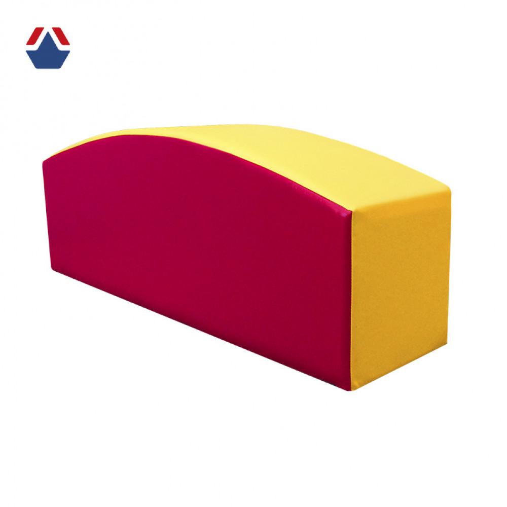Модуль Полукруглый брус R362.5 500х500х250