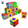 Набор кубиков Фрукты 150х150