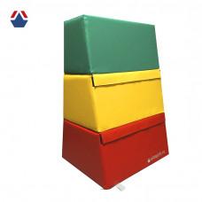 Набор модулей Трапеции для прыжков №3 600х500х900