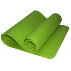 Коврик для йоги и фитнеса 185х61х1 см.