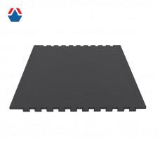 Модульное покрытие для залов аэробики и йоги 10мм (черный, серый, бежевый, коричневый)