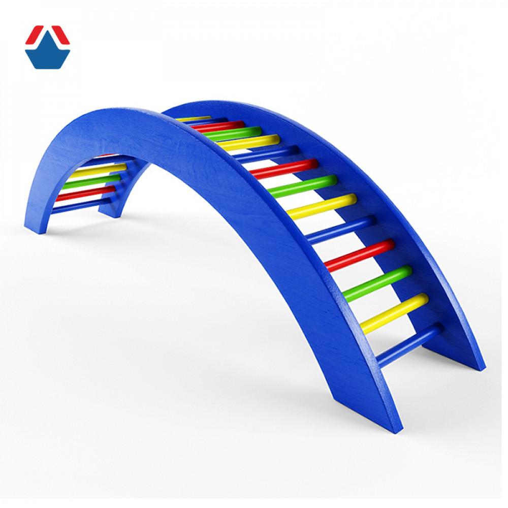 Качалка-мостик цветная 2000 4C