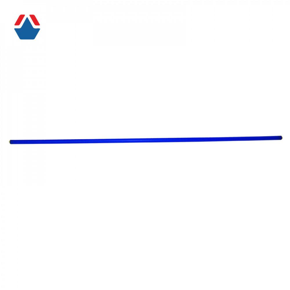 Палка гимнастическая пластик L=1500мм