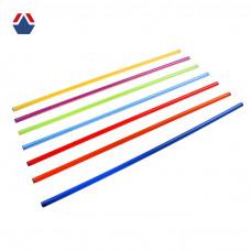 Палка гимнастическая пластик L=1060мм