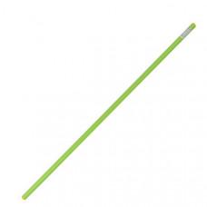 Палка гимнастическая 106 см (салатовая) У836