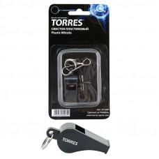 Свисток пластиковый с шариком TORRES SS1009