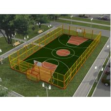 Площадка для спортивных игр 2