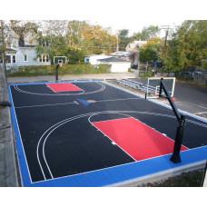 Баскетбольная площадка 3