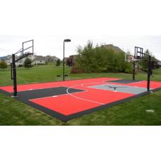 Баскетбольная площадка 2