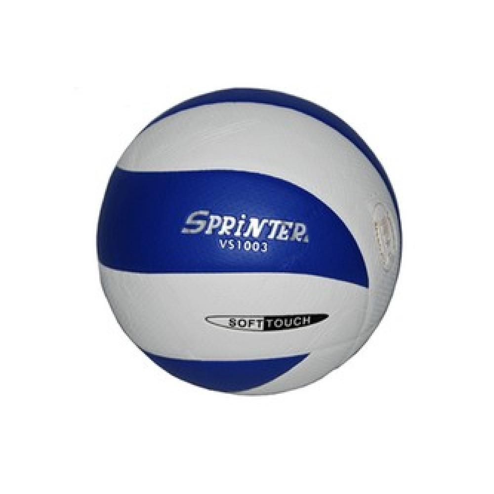 Мяч волейбольный р. 5 SPRINTER VS 1003 (Бело-синий)