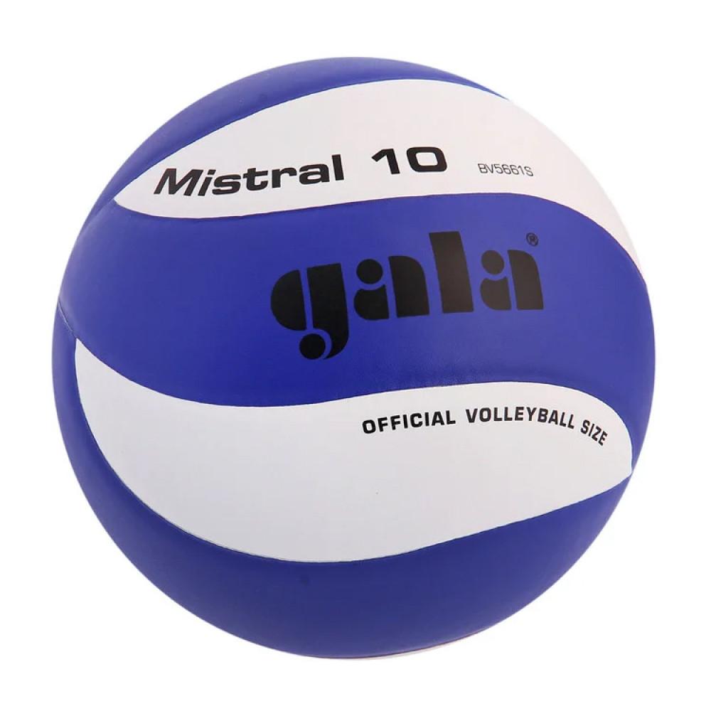 Мяч волейбольный Gala Mistral 10 BV5661S р.5