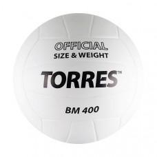 Мяч волейбольный (школьный) TORRES  BM400 V30015 р.5