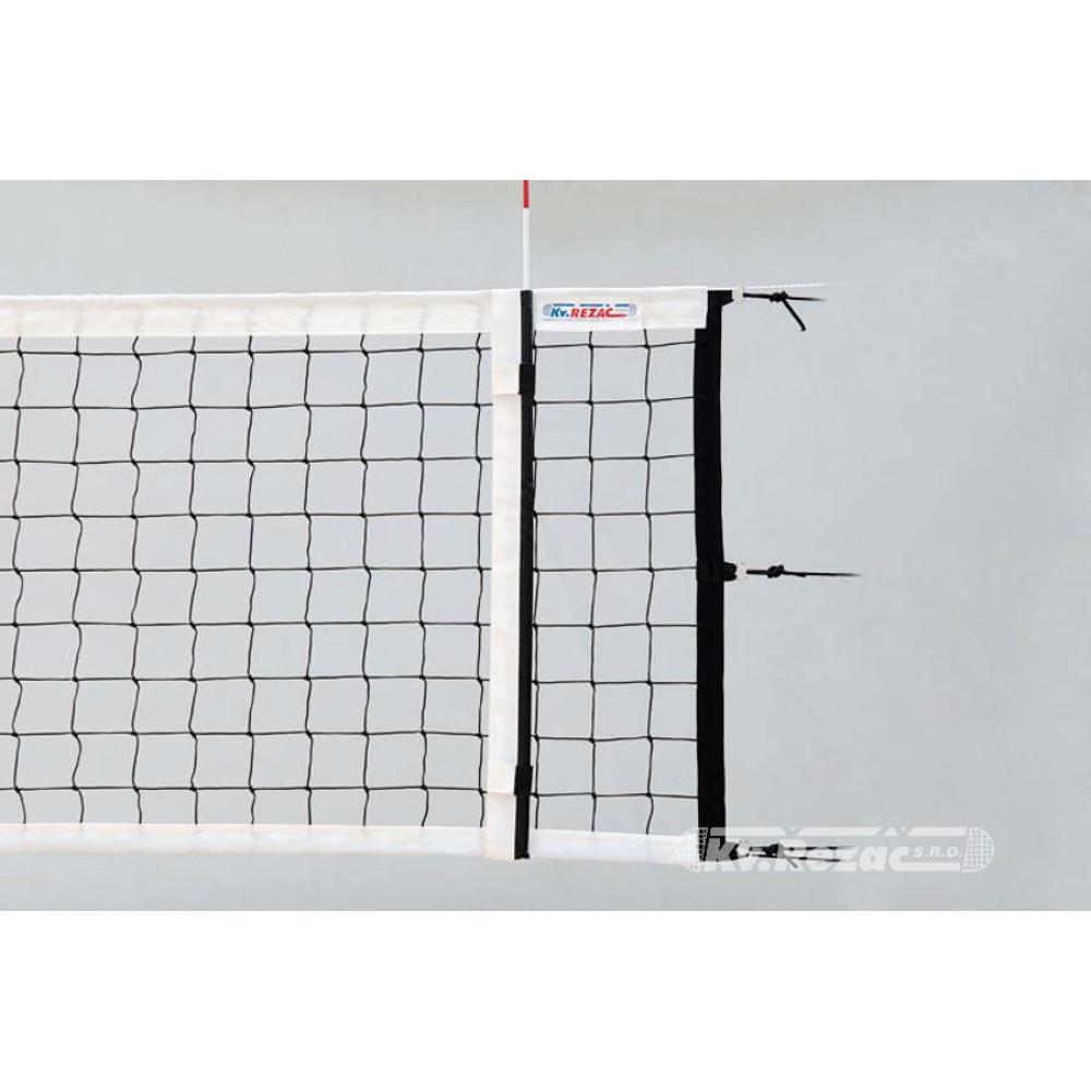 Сетка волейбольная профессиональная KV.REZAC 15075130