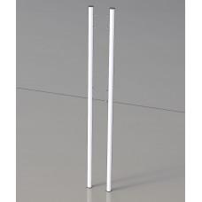 Стойки волейбольные уличные бетонируемые D76 mm.